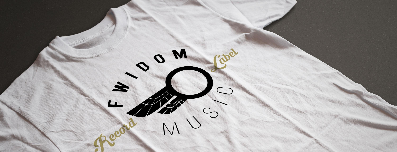 Tshirt fwidom label